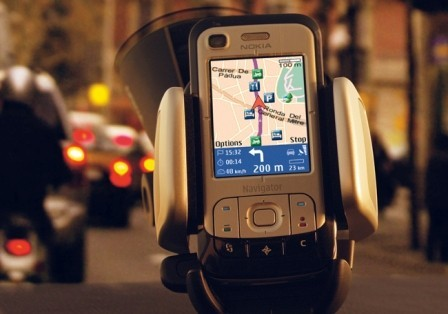 GPS moviles