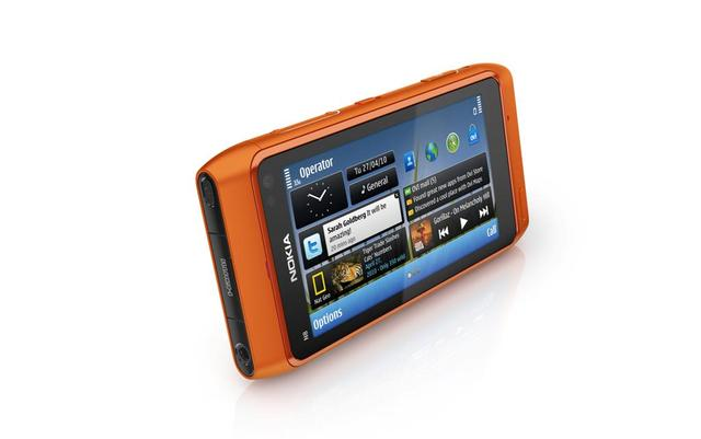 Nokia N8 video en HD