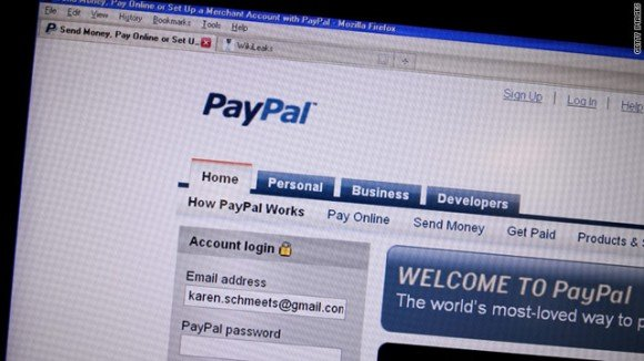 PayPal Anonymous